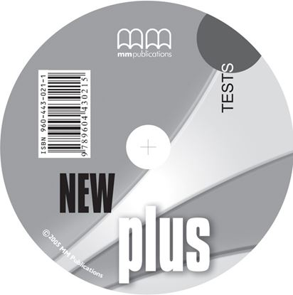 Εικόνα της NEW PLUS TESTS CD-ROM 2010