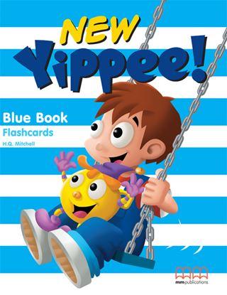 Εικόνα της NEW YIPPEE BLUE BOOK Flashcards