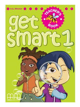 Εικόνα της Get Smart 1 - Teacher's Book (ΑΜ)