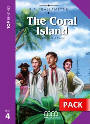Εικόνα της THE CORAL ISLAND Student's Pack (Student's Book with Glossary, CD)