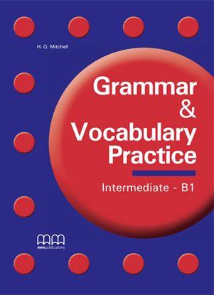 Εικόνα της GRAMMAR & VOCABULARY PRACTICE Intermediate B1 Student's Book