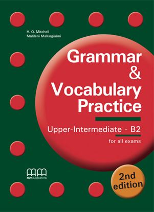 Εικόνα της GRAMMAR & VOCABULARY PRACTICE Upper-Intermediate to B2 Student's Book (V2)