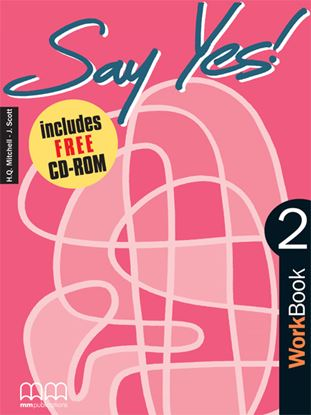 Εικόνα της SAY YES 2 Workbook (with CD)
