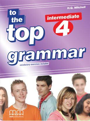 Εικόνα της TO THE TOP 4 Grammar Book