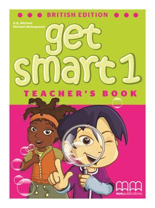 Εικόνα της Get Smart 1 - Teacher's Book (BR)