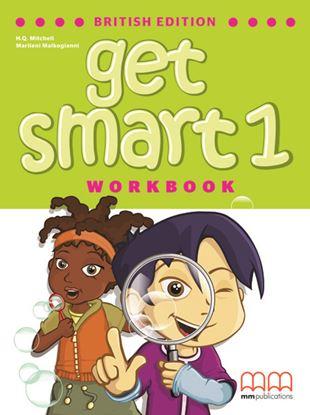 Εικόνα της Get Smart 1 - Workbook (BR) (IncludesCD)
