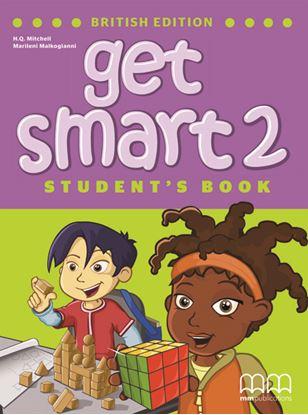 Εικόνα της Get Smart 2 - Student's Book (BR)