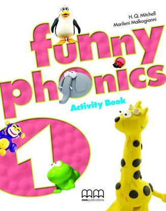Εικόνα της FUNNY PHONICS 1 Activity Book (with CD)