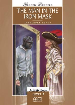Εικόνα της THE MAN IN THE IRON MASK Activity Book (V.2)