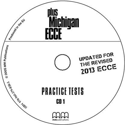 Εικόνα της Plus Michigan Ecce Practice Tests (Re. 2013) - Class CD
