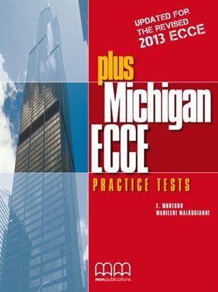 Εικόνα της PLUS MICHIGAN ECCE Practice Tests Student's Book (Rev.2013)