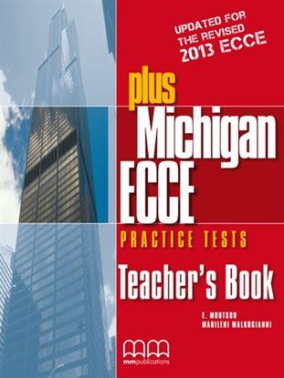 Εικόνα της PLUS MICHIGAN ECCE Practice Tests Teacher's Book (Rev.2013)
