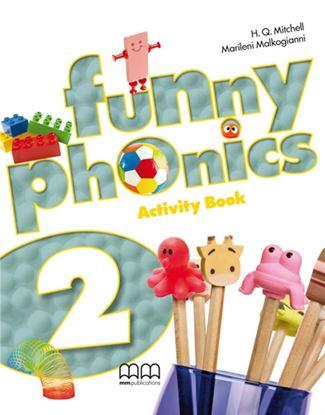 Εικόνα της FUNNY PHONICS 2 Activity Book (with CD)