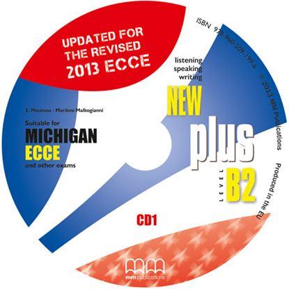 Εικόνα της New Plus Level Β2 Ecce Michigan (Re. 2013) - Class CD