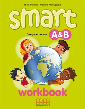 Εικόνα της SMART JUNIOR A' & B' Workbook (with CD)
