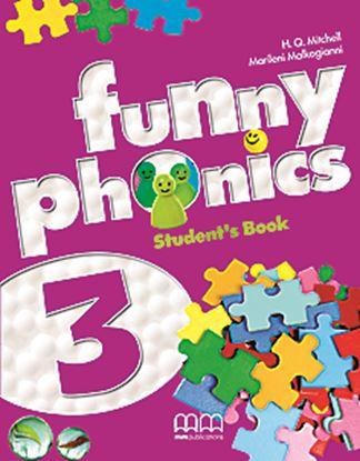 Εικόνα της FUNNY PHONICS 3 Student's Book