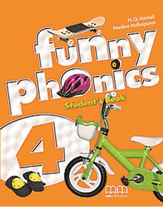 Εικόνα της FUNNY PHONICS 4 Student's Book