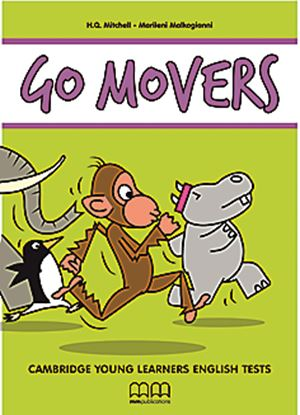 Εικόνα της Go Movers - Student's Book