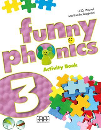 Εικόνα της FUNNY PHONICS 3 Activity Book (with CD)