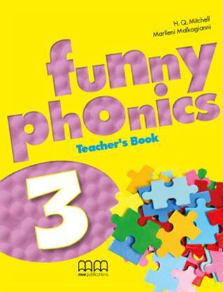 Εικόνα της FUNNY PHONICS 3 Teacher's Book