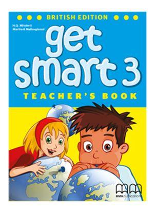 Εικόνα της Get Smart 3 - Teacher's Book (BR)
