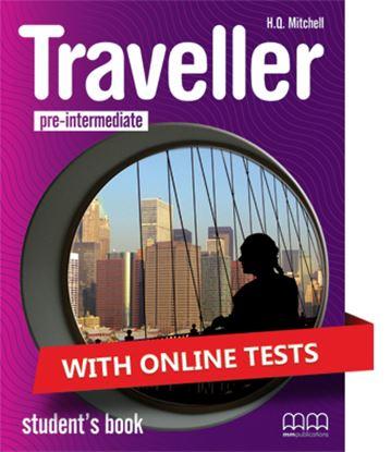 Εικόνα της TRAVELLER Pre-Intermediate with Online Test
