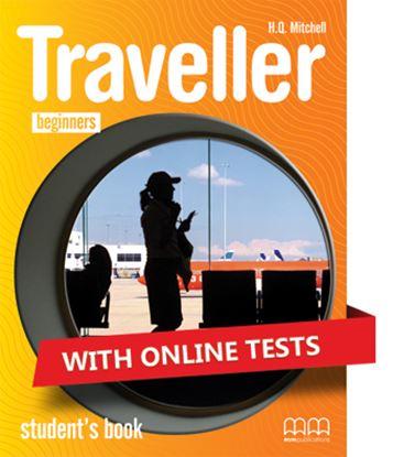 Εικόνα της TRAVELLER Beginners with Online Test