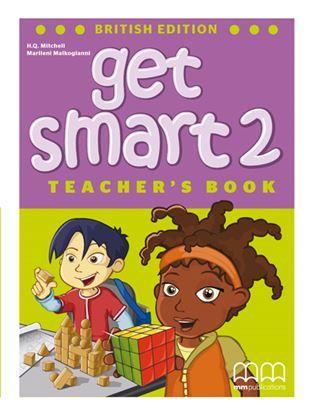 Εικόνα της Get Smart 2 - Teacher's Book (BR)