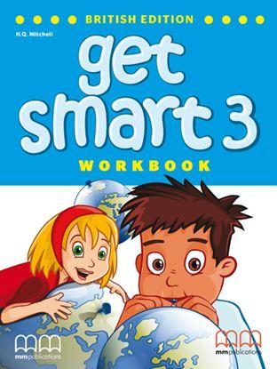 Εικόνα της Get Smart 3 - Workbook (BR) (IncludesCD)