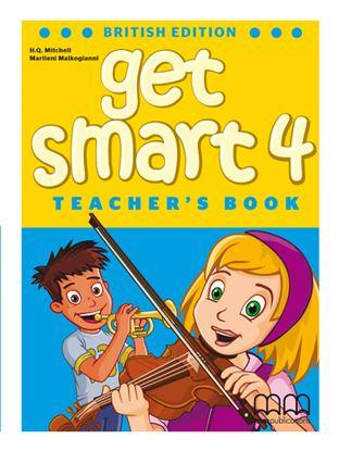 Εικόνα της Get Smart 4 - Teacher's Book (BR)