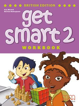Εικόνα της Get Smart 2 - Workbook (BR) (IncludesCD)