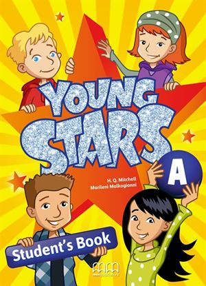 Εικόνα της YOUNG STARS A' Student's Book (with ABC Book)