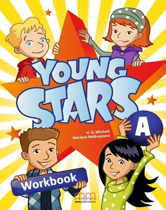 Εικόνα της YOUNG STARS A' Workbook (with CD)