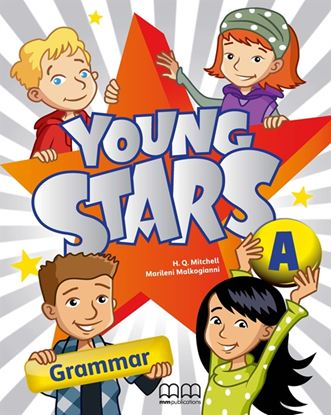 Εικόνα της YOUNG STARS A' Grammar Book