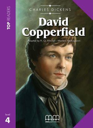 Εικόνα της DAVID COPPERFIELD Student's Pack (Student's Book with Glossary, CD)