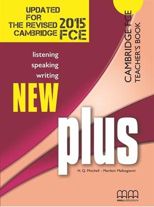 Εικόνα της NEW PLUS FCE (Rev.2015) Teacher's Book