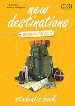Εικόνα της NEW DESTINATIONS  Beginners Student's Book