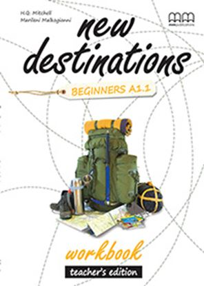 Εικόνα της NEW DESTINATIONS  Beginners Workbook (Teacher's edition)
