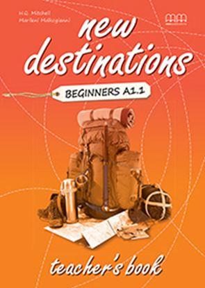 Εικόνα της NEW DESTINATIONS  Beginners Teacher's Book
