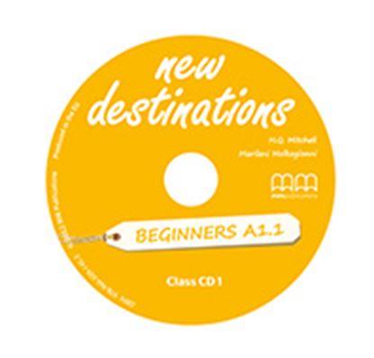 Εικόνα της NEW DEST/TIONS BRIT. BEG. CLASS CD