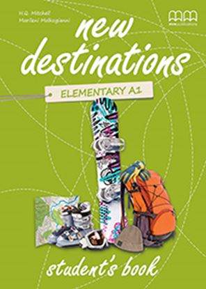 Εικόνα της NEW DESTINATIONS  Elementary Student's Book