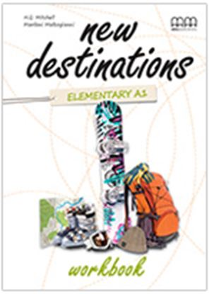 Εικόνα της NEW DESTINATIONS  Elementary Workbook