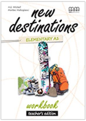 Εικόνα της NEW DESTINATIONS  Elementary Workbook (Teacher's edition)