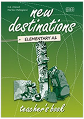 Εικόνα της NEW DESTINATIONS  Elementary Teacher's Book