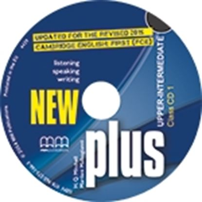 Εικόνα της PLUS NEW Upper-Intermediate (Rev. FCE 2015) Class CD