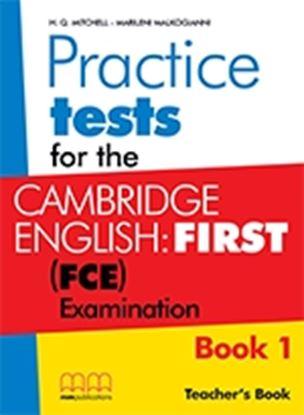 Εικόνα της Practice Tests FCE 2015 Teacher's Book