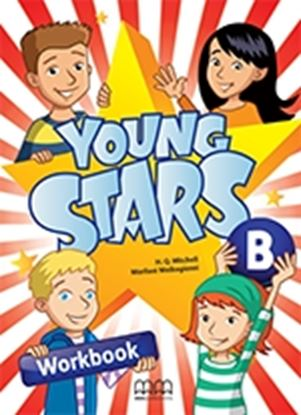Εικόνα της YOUNG STARS B Workbook (with CD)