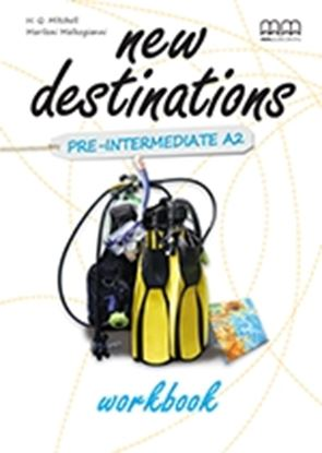 Εικόνα της NEW DESTINATIONS  Pre-Intermediate Workbook