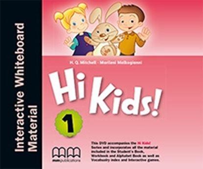 Εικόνα της DVD HI KIDS 1 (BRIT.) IWB PACK
