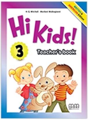 Εικόνα της HI KIDS 3 Teacher's Book